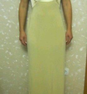 Платье в пол размер 42 (S)