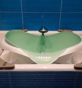 Ванночка BEABA Cameleo с подставкой