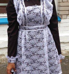 Продам школьное платье