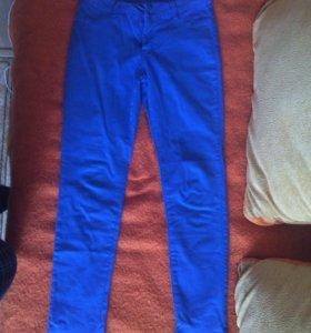 Синие джинсы 44-46