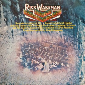 Rick Wakeman -Journey to the Centre of the Earth