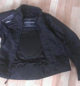 Женская мото куртка