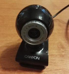 Веб камера Canyon.