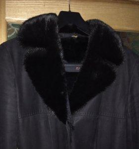 Пальто зимнее 44-46
