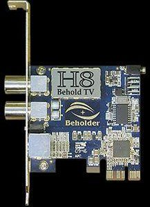 Тв-тюнер Behold TV H8 (PCI-E) TV X7 (PCI)