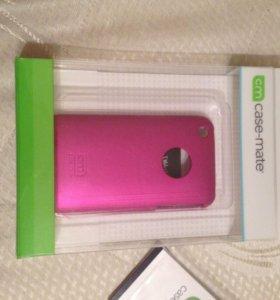 Чехол на айфон 3G/3GS+ плёнка