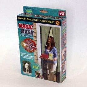 Magic Mesh Антимоскитная сетка (шторы)