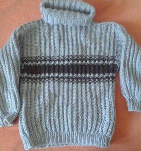 Джемпер + свитер