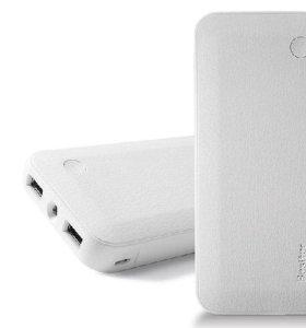 Мощный и компактный PowerBank для iPhone 12000mAh