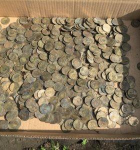 Монеты, рубли ссср