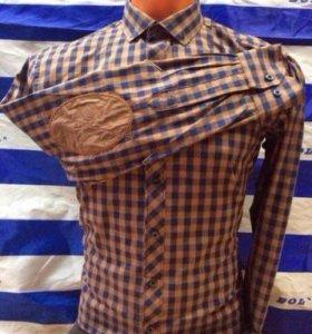 Рубашка новая р.44-46