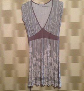 Летнее платье 42