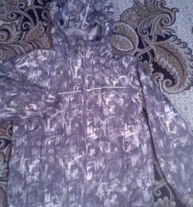 Пакет одежды на мальчика 128-134