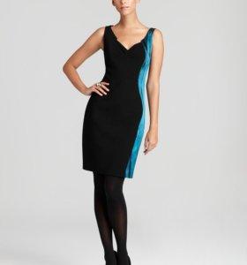 Новое нарядное платье-футляр Elie Tahari, оригинал