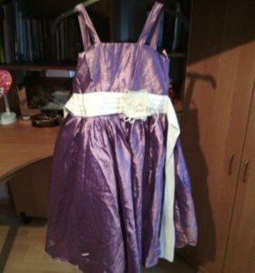 Платье рост 120-130.