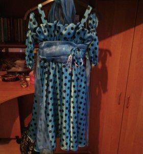 Платье рост 120-130
