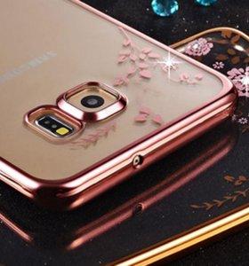 Распродажа чехлов на Samsung galaxy S7 EDGE.