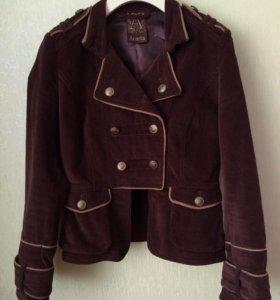 Вельветовый пиджак (о60)