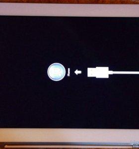 Перепрошивка iPad с сохранением данных