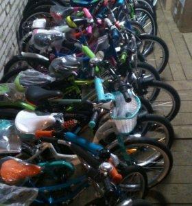Новые велосипеды в Королёве