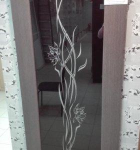 Дверь межкомнатная Аура, выезд в село