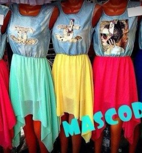 Продаю новые платьишки