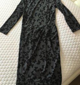 Платье отлично подойдёт для беременных