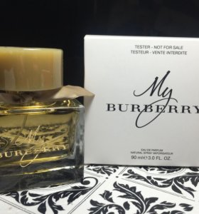 Burberry my Barberry