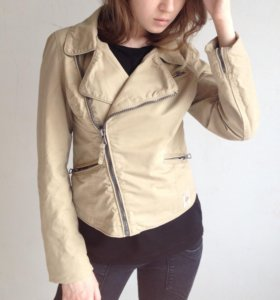Легкая куртка-косуха
