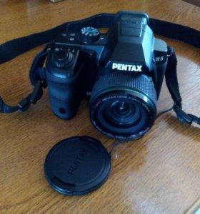 Фотокамера цифровая PENTAX Х-5