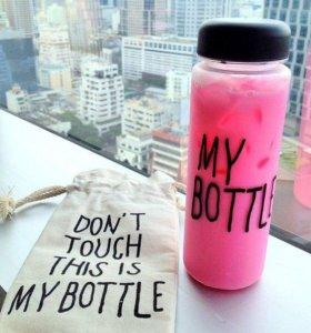 Бутылка для фитнеса, коктелей
