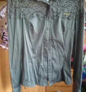Рубашка блузка 44 размер