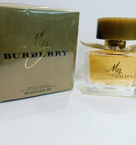 My Burberry 90ml новые