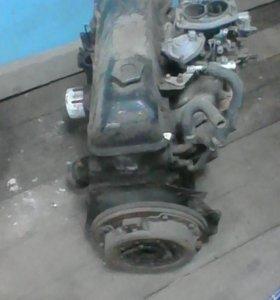 Двигатель ваз 01