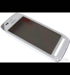 Nokia 603 дисплей и тачскрин