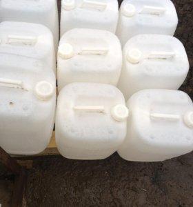 Канистры ЗО литров