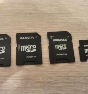 Адаптеры microSD