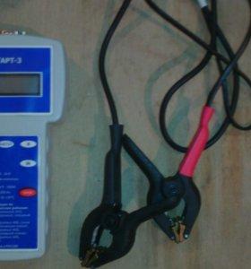 Прибор для проверки аккумуляторов СТАрТ-3
