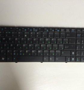 Клавиатура ноутбука Asus N61Vn