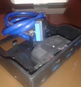 Лицевая панель USB 3.0 в корпус ПК