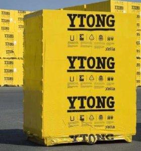 Газосиликатные блоки Ютонг Ytong