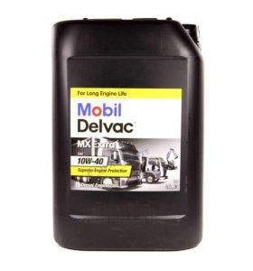 Mobil DELVAC mx extra 10w40