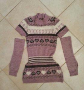 Платье для девочки 98-116