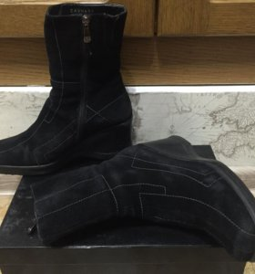 Зимние ботинки женские