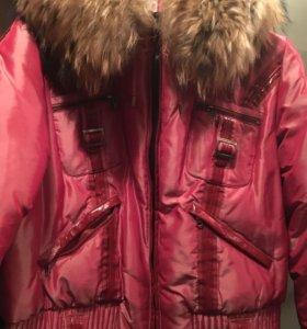Куртка зима 48-50 р-р