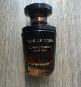 Туалетная вода Yves Rocher Vanille Noire 30мл.