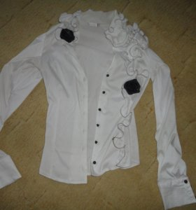 Блуза р40 новая