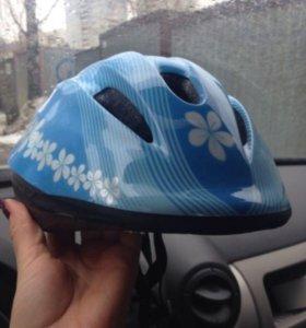 Шлем женский, для катания на велосипеде/роликах