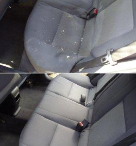 Химчистка авто и мягкой мебели