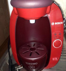 Bosch Tassimo кофемашина